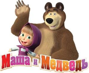 Маша и Медведь — все серии подряд без остановки