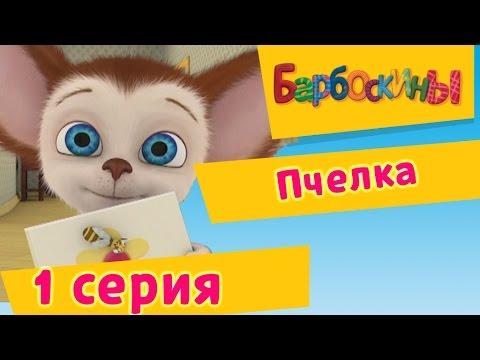 Барбоскины — 1 Серия. Пчёлка (мультфильм)
