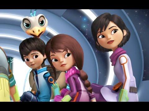 «Майлз С Другой Планеты Мультфильмы Все Серии Подряд» — 2008