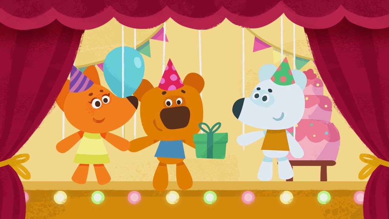 Ми-Ми-Мишки - Хорошие манеры - Новые серии 2016 Мультики для детей