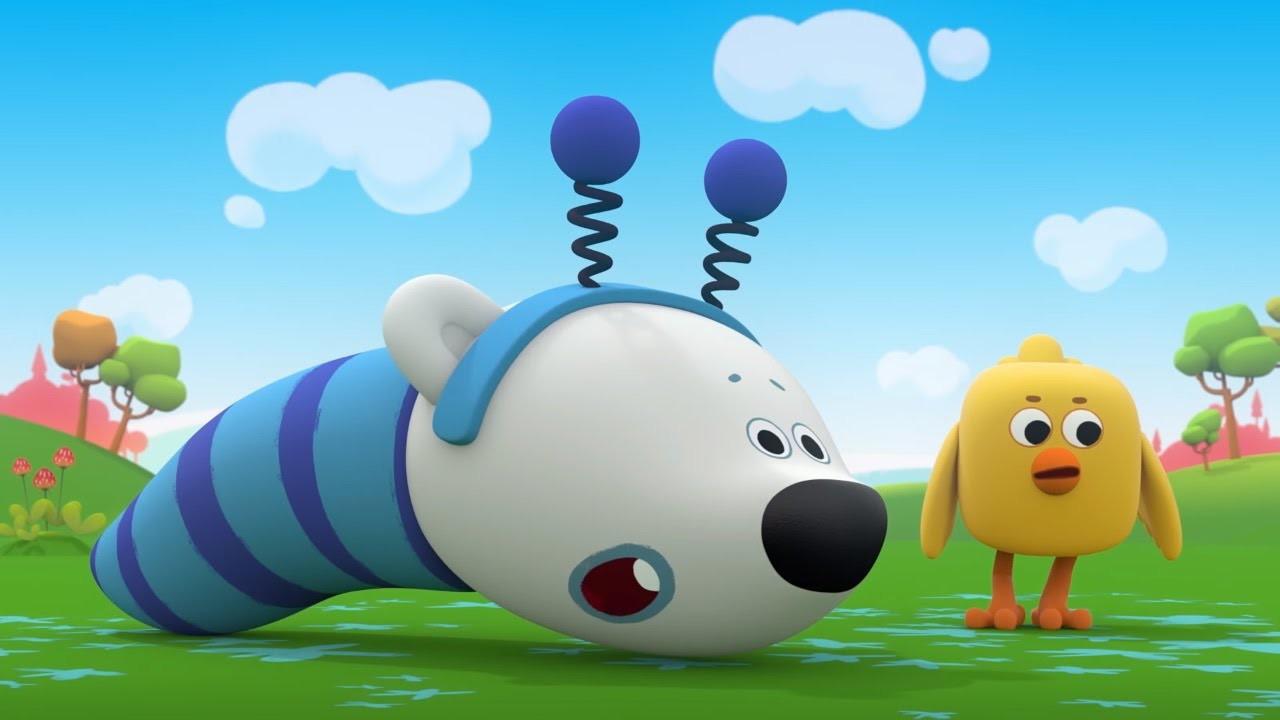 Ми-Ми-Мишки - Мне бы в небо - Новые мультики для детей 2016