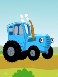 Синий Трактор - все новые видео 2018 - детский канал на Ютуб
