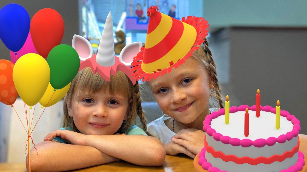 Тики Таки Кидс — День рождение Арины | Подарки для девочки и распаковка коробок | Tiki Taki Kids