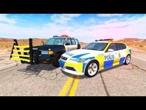Анимашка Познавашка — Мультики про машинки — Новые эксперименты и полицейские автомобили! Мультфильмы 2020 года.