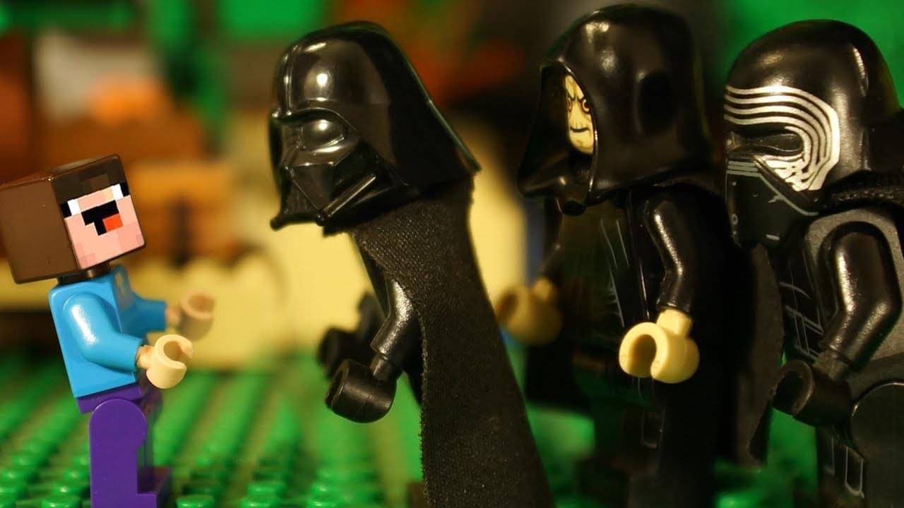 Кока Туб — Новогодние подарки для Нубика. Лего Звёздные войны и Майнкрафт