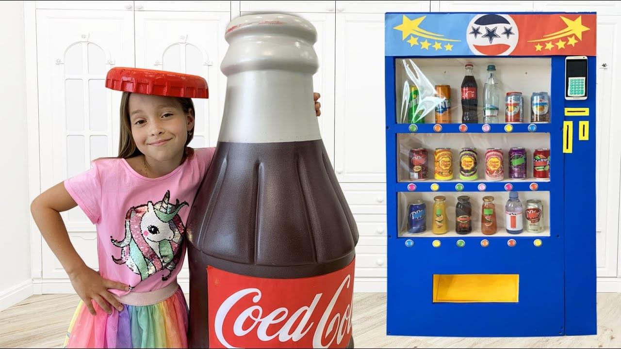 Маленькая Мисс София — Слишком много газировки | София и веселые истории для детей