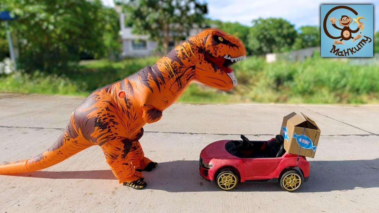 Манкиту — Pretend Play истории про машинки, доктора и динозавра. Все Серии Сразу Октябрь. Манкиту Истории