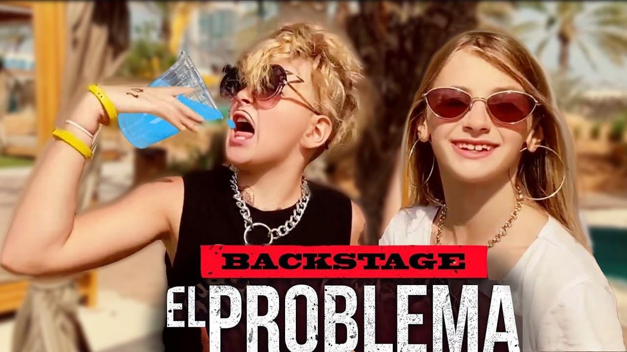 Мисс Николь — Как снимали: MORGENSHTERN & Тимати — El Problema // ПАРОДИЯ КЛИПА // Backstage