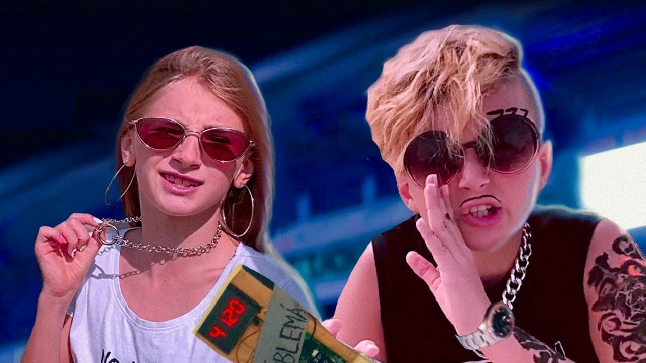 Мисс Николь — MORGENSHTERN & Тимати — El Problema ПАРОДИЯ КЛИПА Мисс Николь Feat. JekaBRO