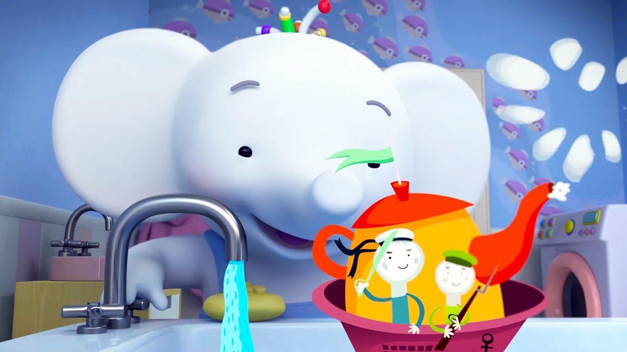 Тима и Тома 🍽 Посуда | Приключения Комедия Мультик для детей