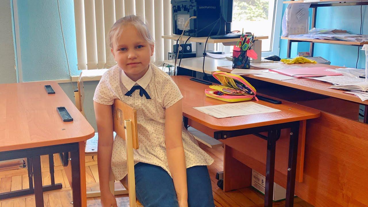 Алиса ОКОНЧИЛА 1 КЛАСС и получила ДИПЛОМ об окончании Первого класса начальной школы!!!