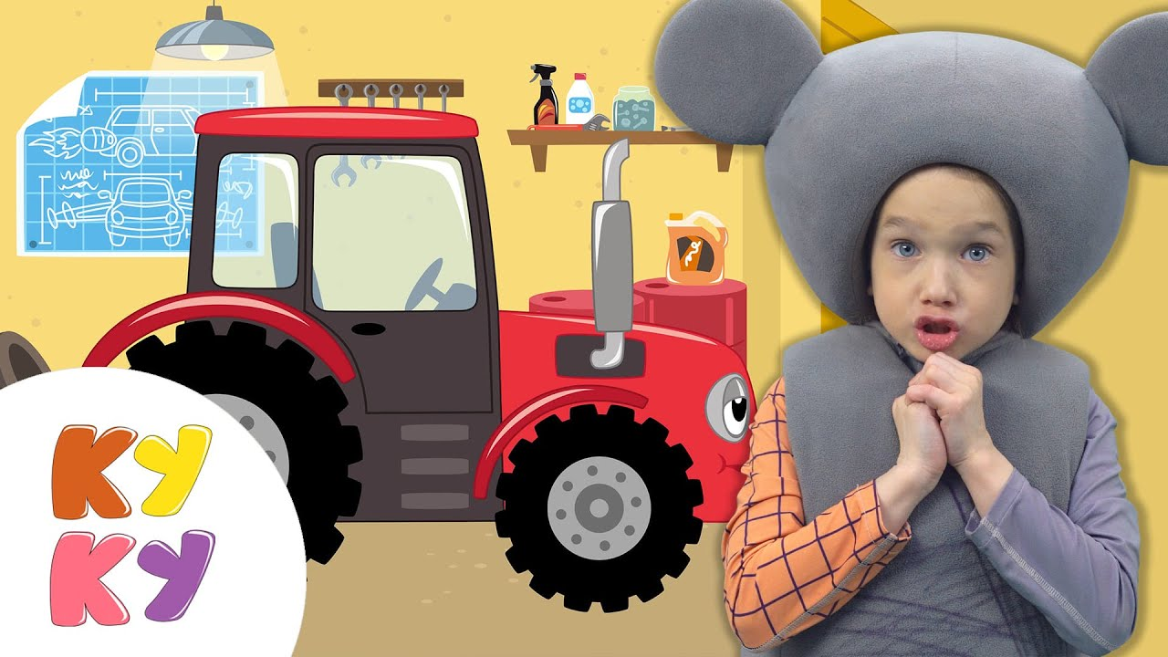ГАРАЖ — Кукутики — Новинки 2021 мультфильмы для детей малышей про машинки