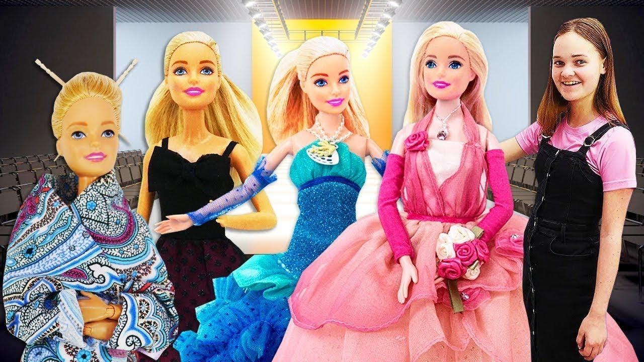 Лучшие Подружки — Кукла Барби все серии подряд 🔴 Игры одевалки для девочек