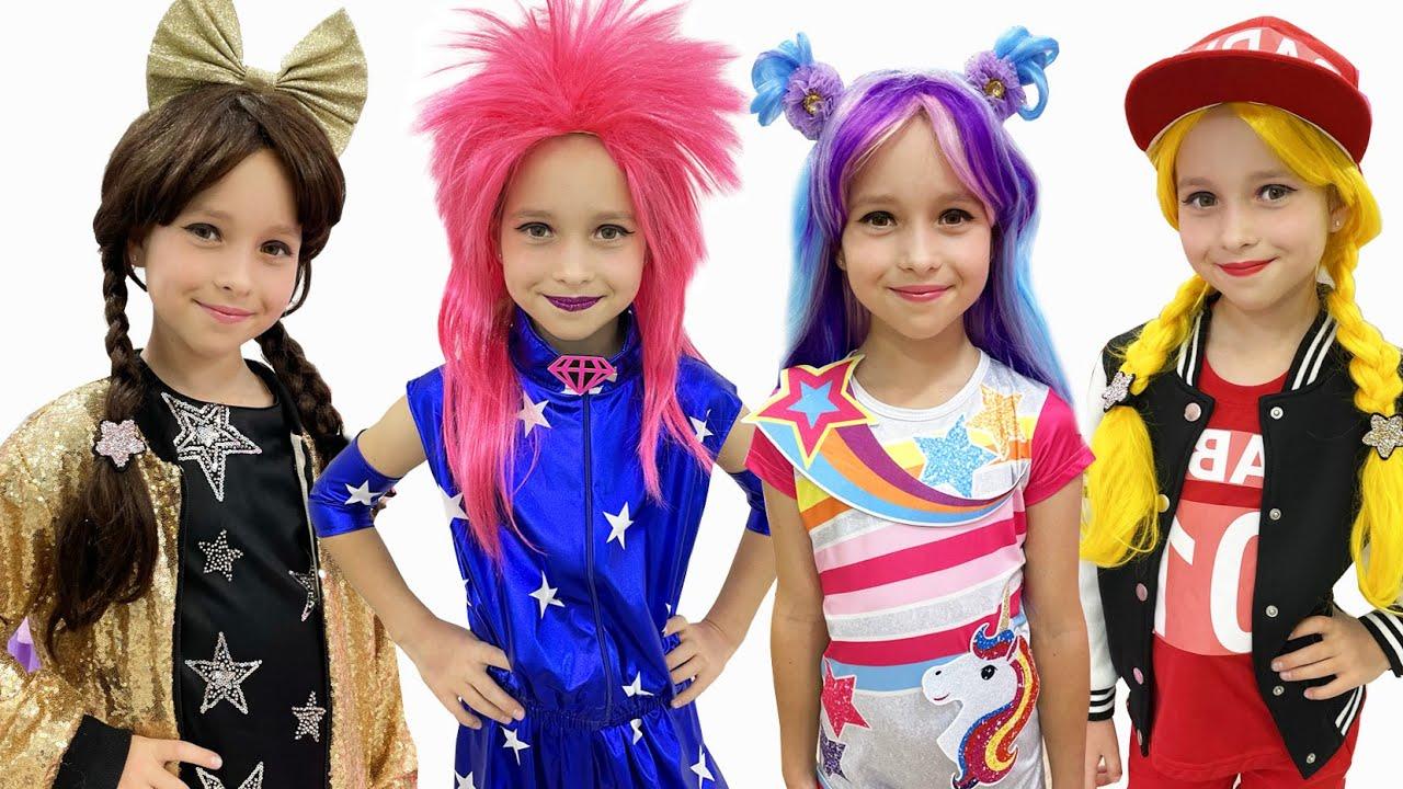Маленькая Мисс София — София и сборник веселых историй для девочек про красоту