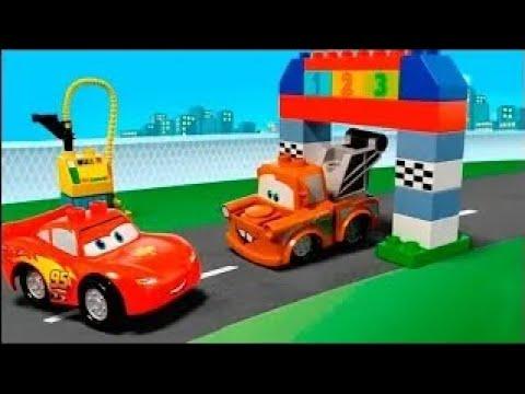 Мультфильмы про машинки развивающие для самых маленьких детей.