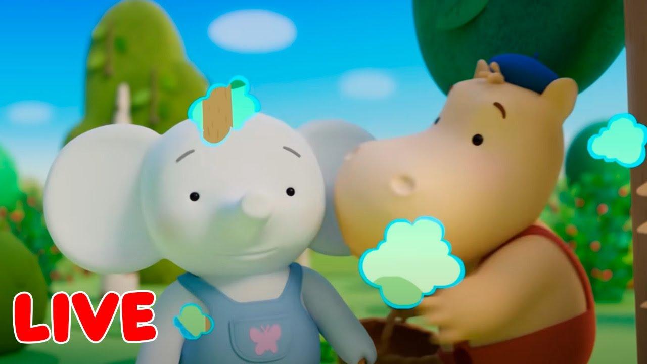 🔴 ПРЯМОЙ ЭФИР! LIVE Тима и Тома | веселые мультики для детей