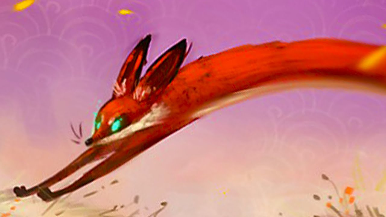 Пурумчата — Лисенок и Искоркой #2 Кид и Четыре времени года с духом Семечко в Seasons after Fall на пурумчата
