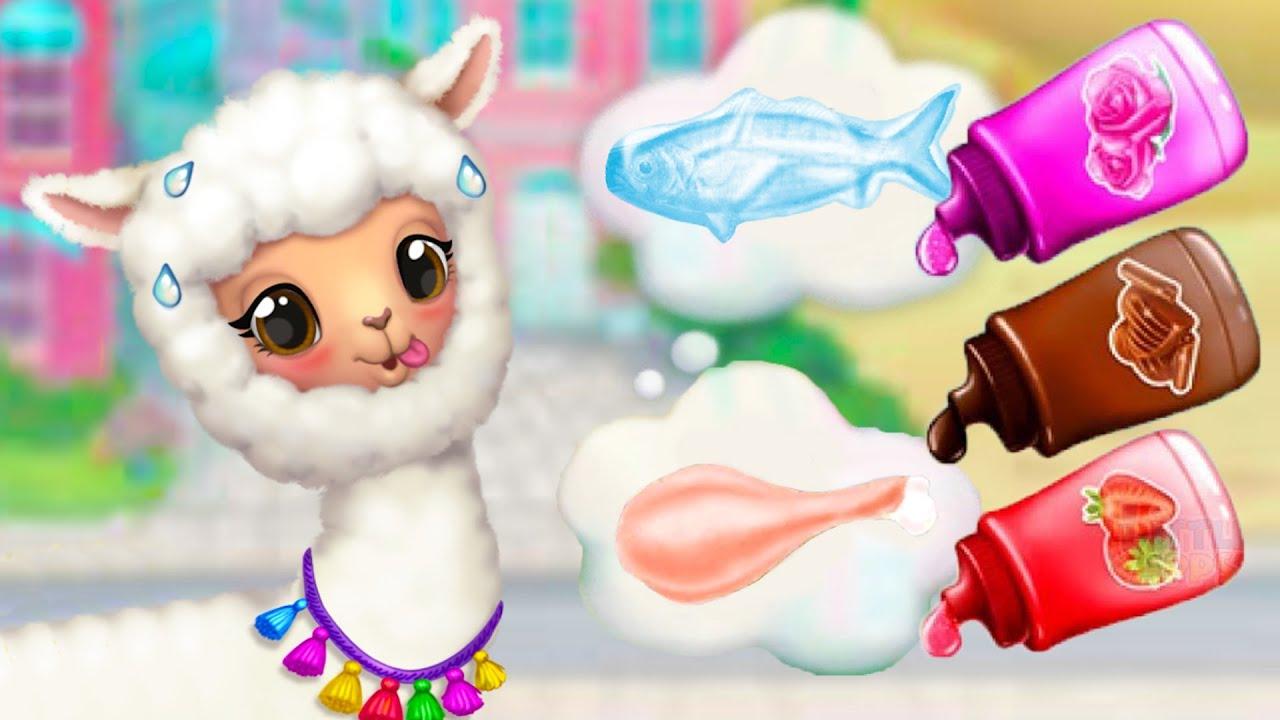 Пурумчата — МОРОЖЕНОЕ для Животных #2 Готовка челлендж с Кидом в Swirly Icy Pops Surprise DIY Ice на пурумчата