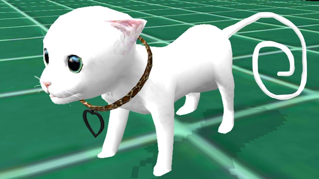 Пурумчата — Симулятор Кота #8 Белый Котенок Кида в квартире Cat Simulator Kitty Craft на пурумчата