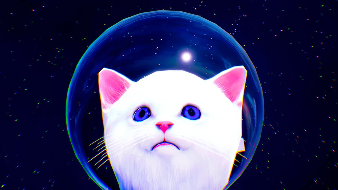 Пурумчата — СИМУЛЯТОР Маленького КОТЕНКА #4 Кид в космосе на ЛУНЕ с лунным котом Play With Gilber на ПУРУМЧАТА
