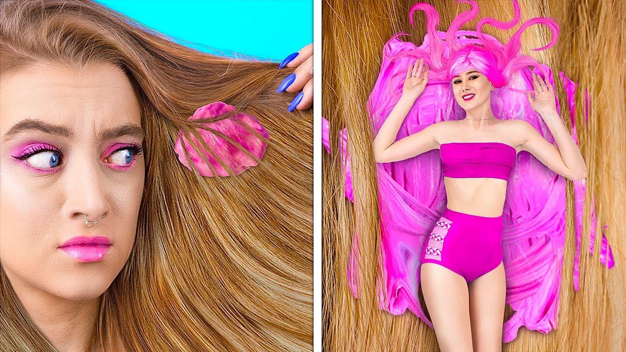 Трум Трум — Проблемы коротких и длинных волос