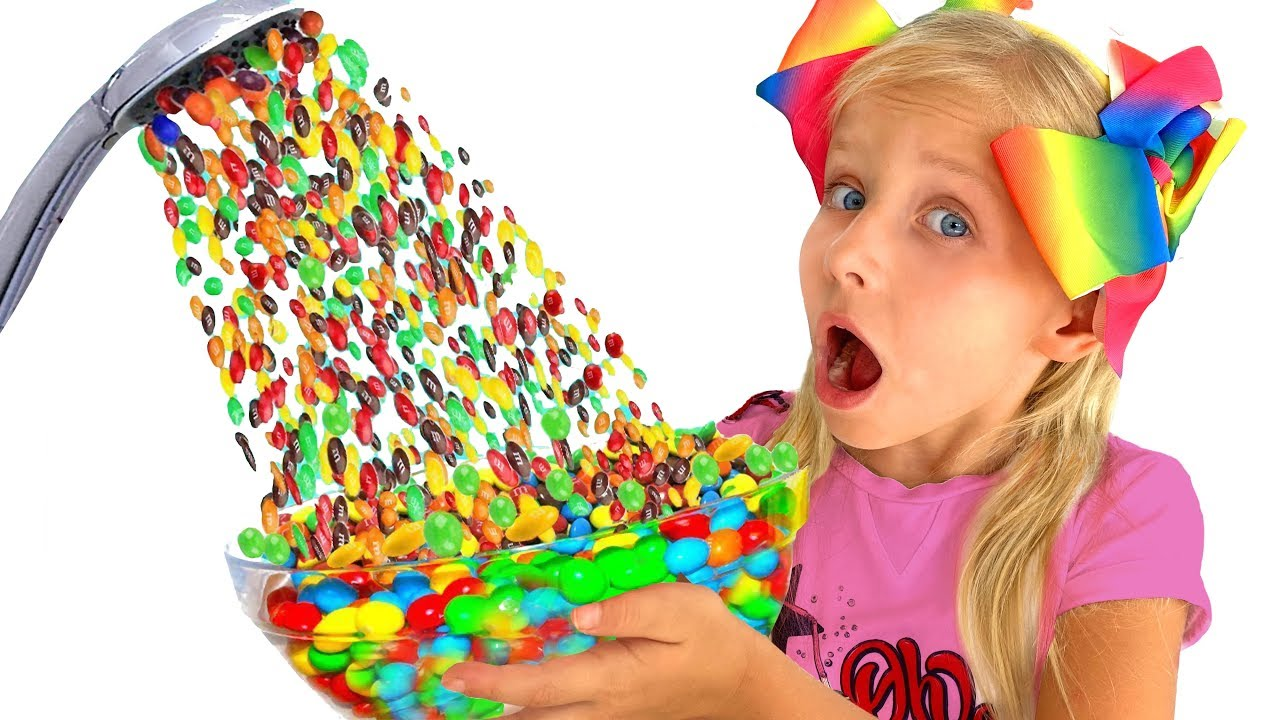 Я — Алиса — Алиса и веселые истории про волшебный душ и сладости