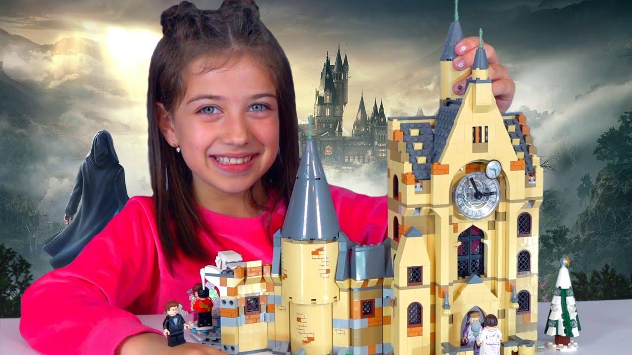 Эмилюша представляет — Эмилюша в волшебном мире Часовой башни Хогвартса Гарри Поттера