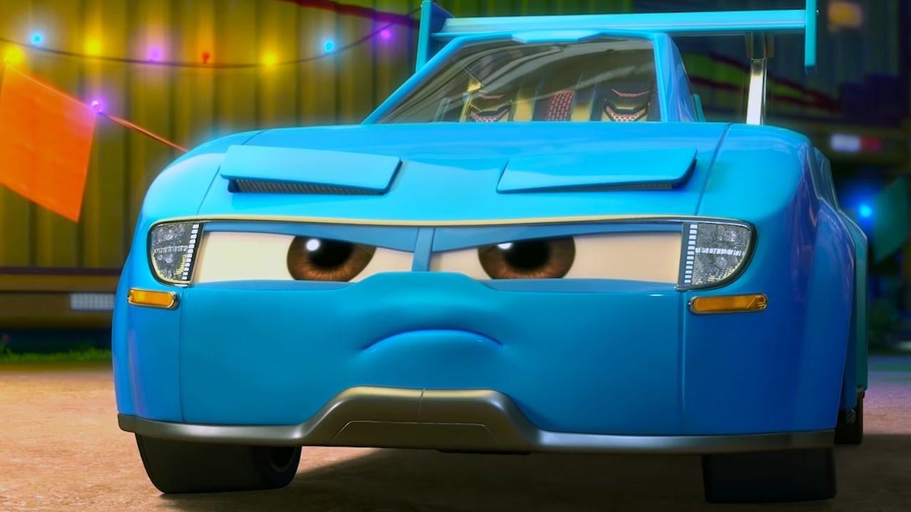 Легенды Спарка. Гонки — полный улёт! 🚘 Неожиданный соперник + Зов мотора (2 и 1 серии) 🏎 Машинки