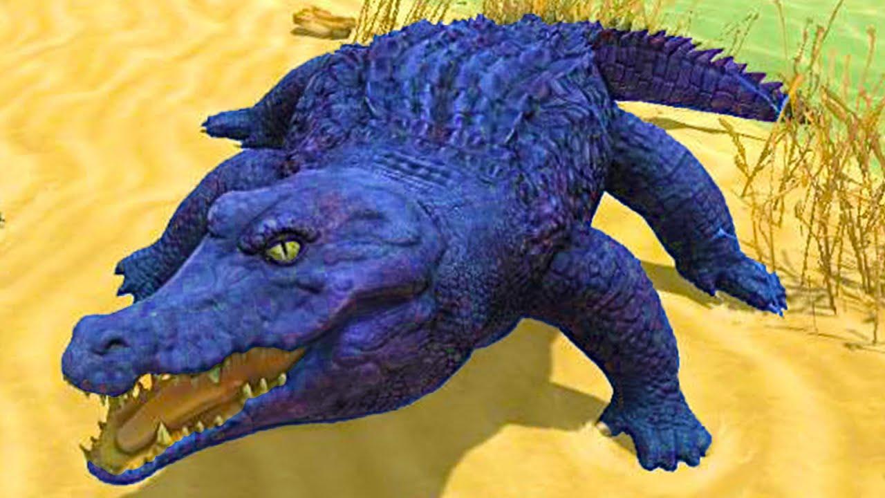 Пурумчата — Симулятор Семьи Крокодила Онлайн #2 Маленькие крокодильчики Подписчики у Кида на пурумчата