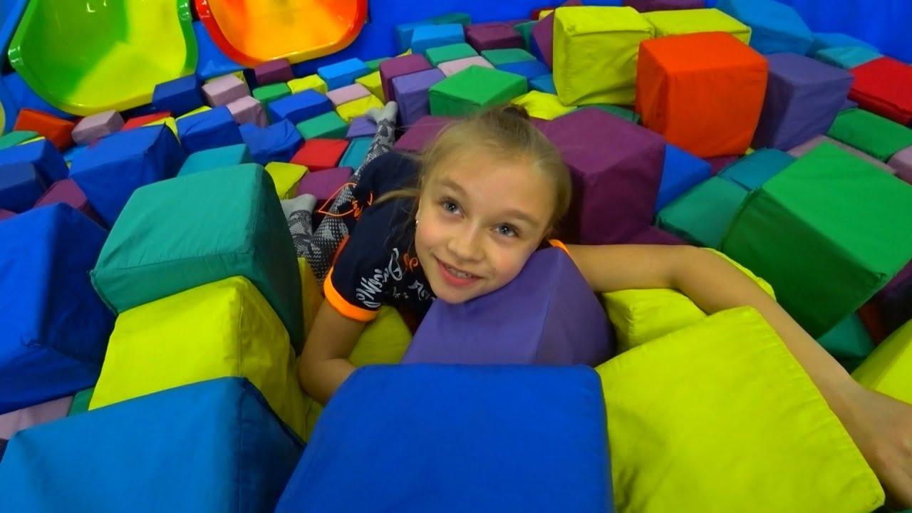 Тики Таки Кидс — Парк Развлечений для Детей | Батуты, Горки, Качели и Кубики — Tiki Taki Kids