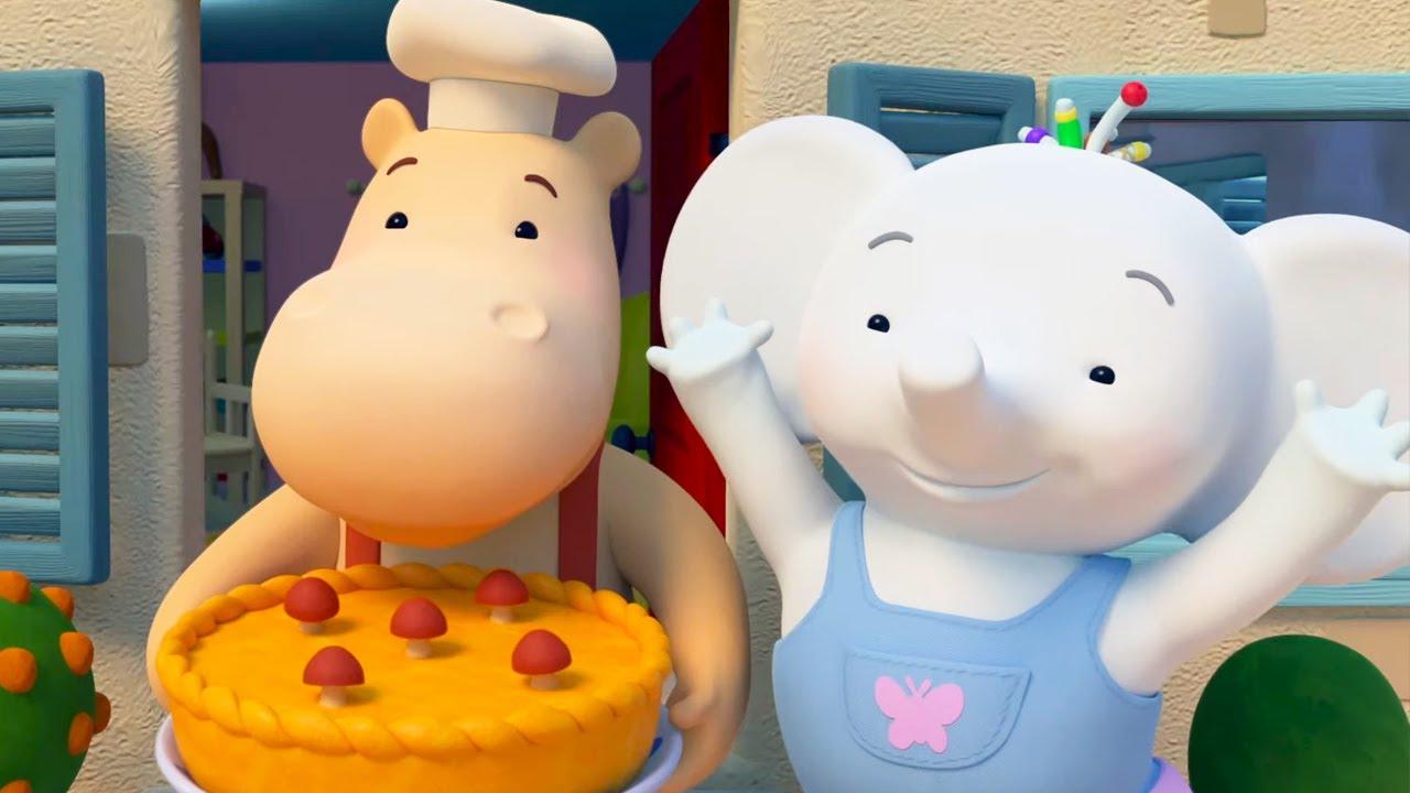 Тима и Тома ☔️ Грибной дождик 🌨 Приключения Комедия Мультик для детей