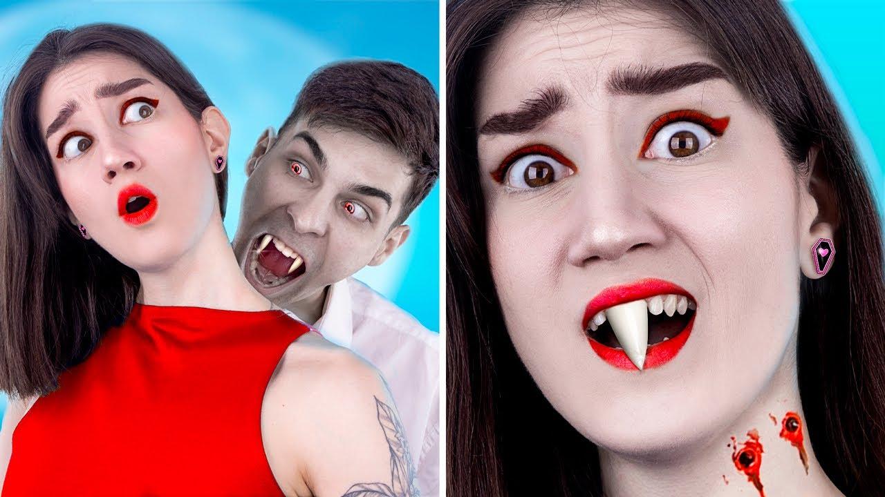 Трум Трум — Типы вампиров! Если твой друг – вампир!