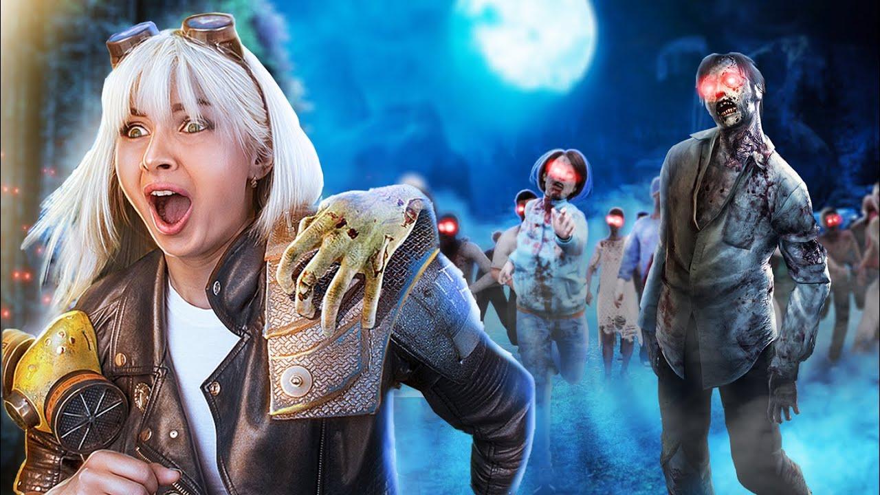 Трум Трум СЕЛЕКТ — Лайфхаки для зомбиапокалипсиса / Как выжить во время нашествия зомби – Эпизод 13