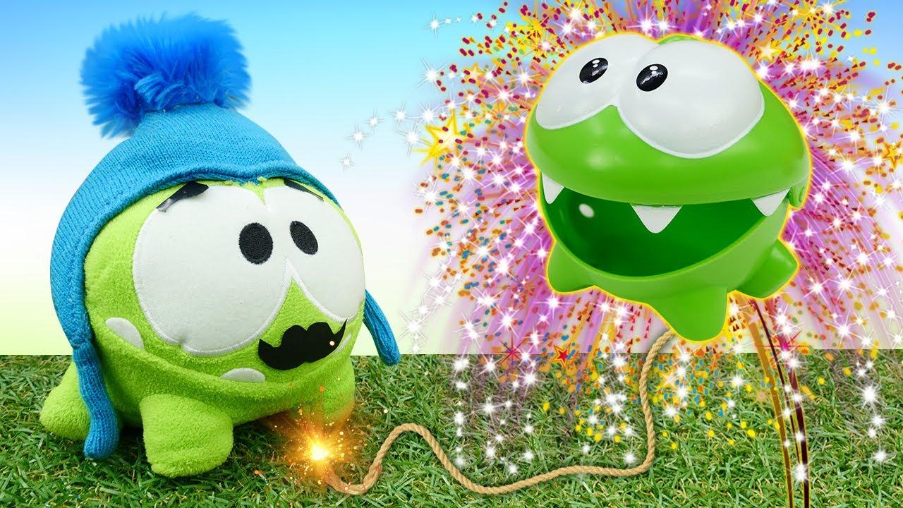 ДиДи ТВ — Ам Ням на дне рождения! Развивающие мультики для малышей про игрушки