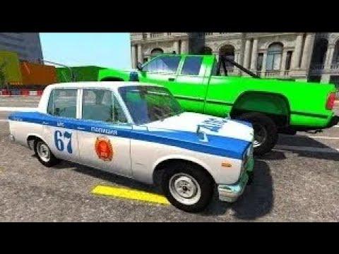 Машинки мультики — Полицейские машинки и погоня! Новые мультфильмы 2021 для детей.