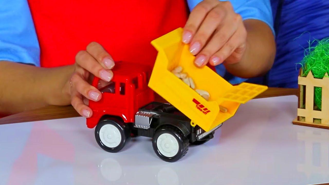 Поиграйка — СБОРНИК — Учим алфавит — Буквы Ъ и Ь — Развивающее видео для детей — Поиграйка с Царевной