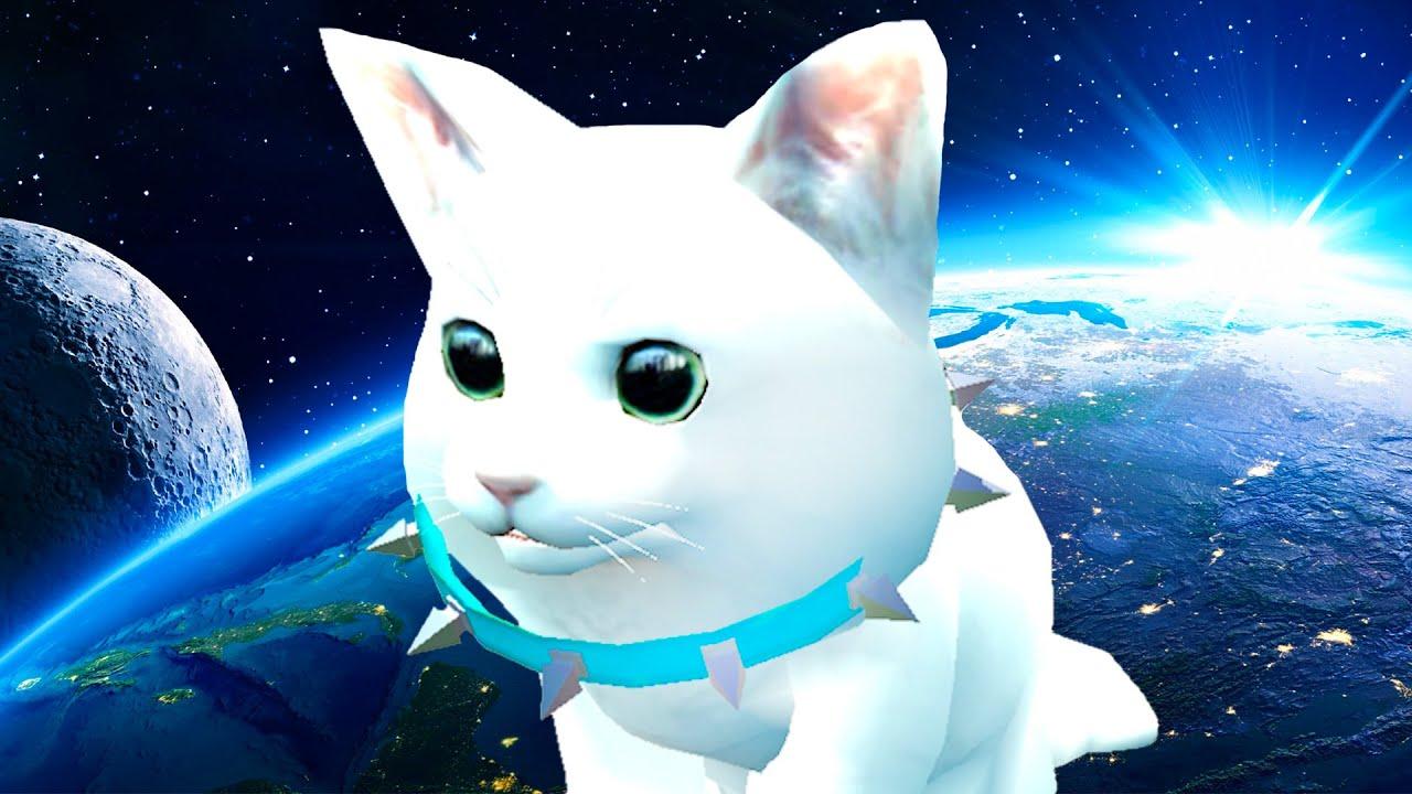 Пурумчата — Симулятор Кота #3 Обновление в Cat Simulator Kitty Craft Pro. Рождественский уровень Кида и пурумчат