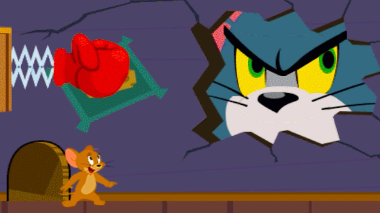 Пурумчата — Том и Джерри с Кидом! Игра Tom and Jerry Puzzle Escape на пурумчата