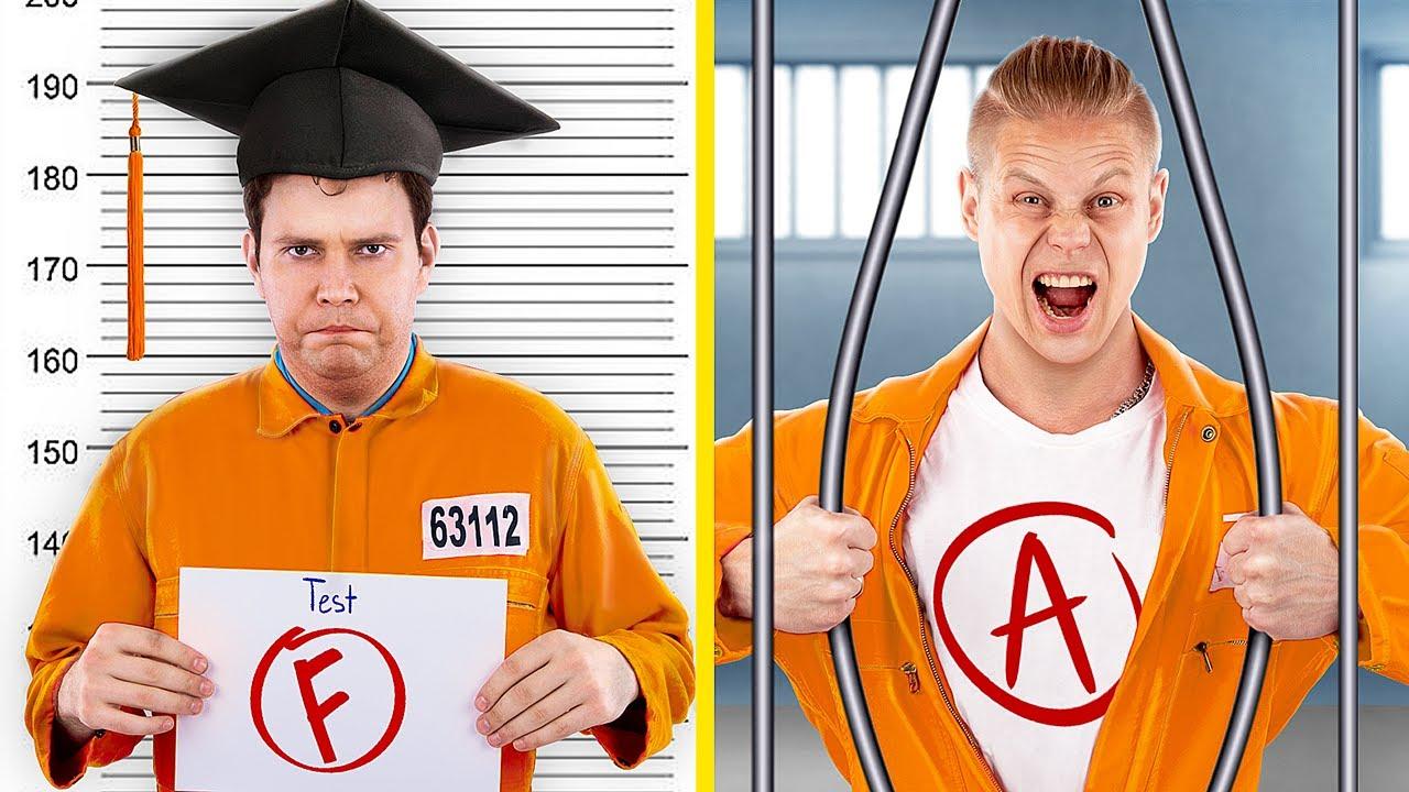 Трум Трум — Мой учитель – директор тюрьмы!