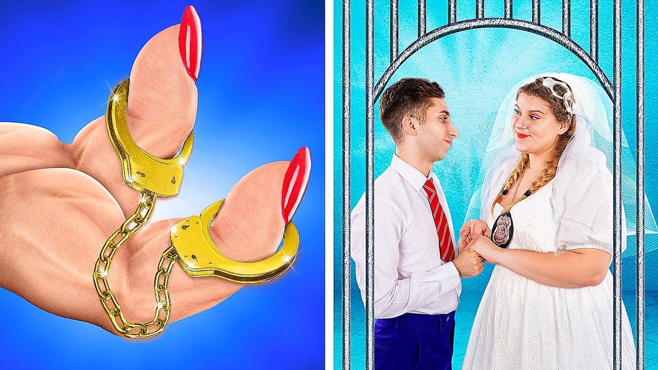 Трум Трум — Свадьба в тюрьме! Мой краш – заключенный!