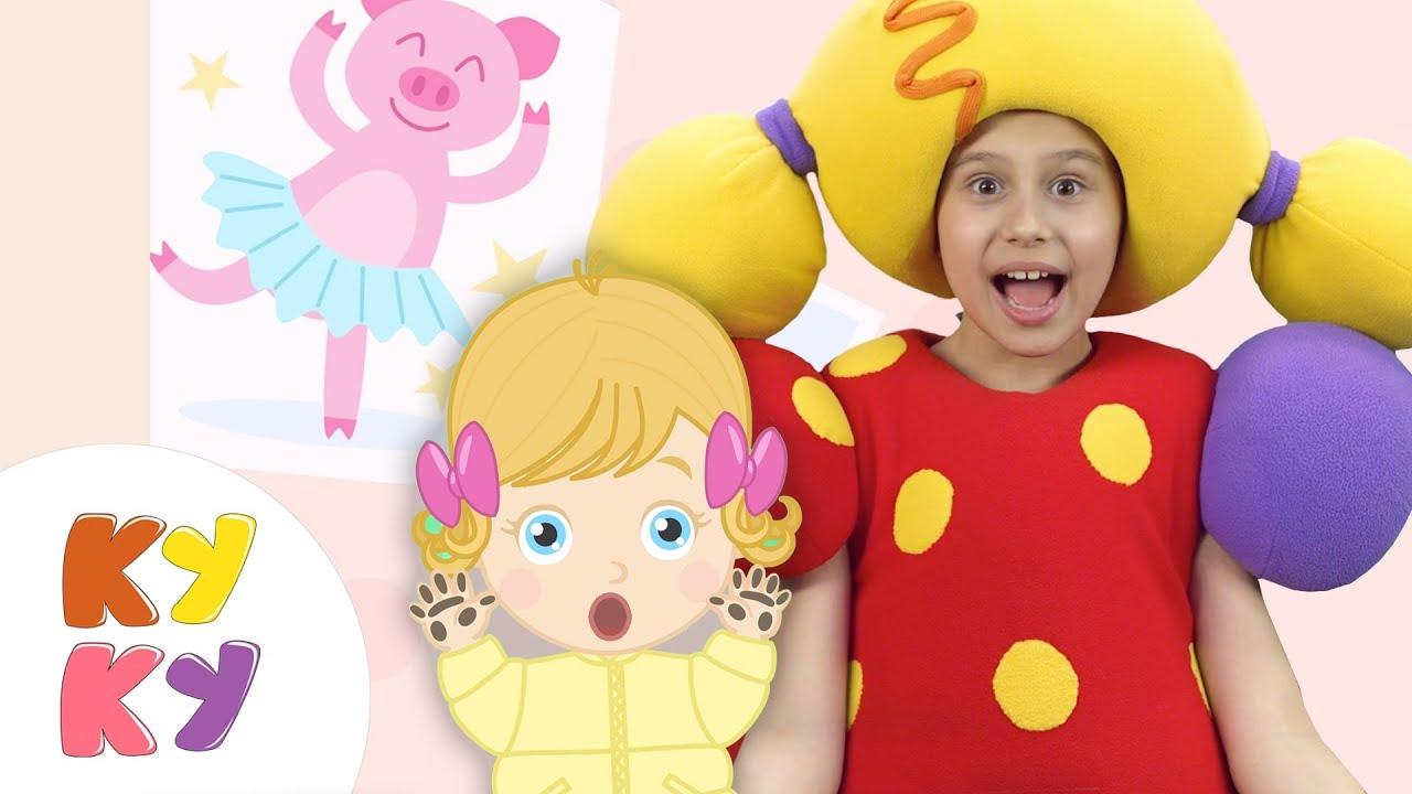 Кукутики как мама — Кукла Маша — Мультик песенка для детей малышей
