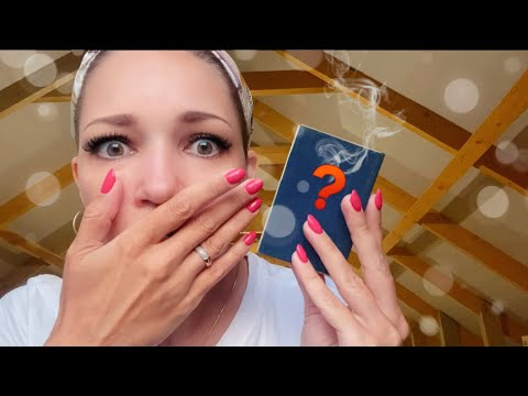 Мили Ванили — Я В ШОКЕ❗️Потеряла телефон НО НАШЛА ЧУЖУЮ ЗАПИСНУЮ КНИЖКУ у нас на чердаке❗️ Mystery BOOK in my HOME