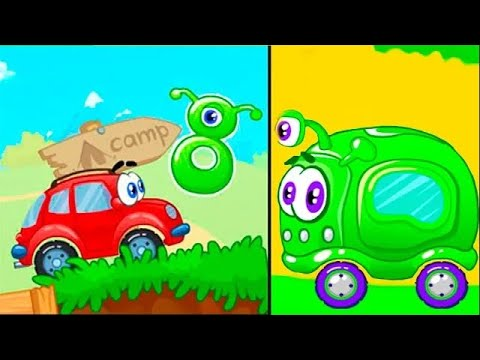 Мультик игра про машинки — Вилли и Пришельцы. Самое новое видео для детей 2021 года смотреть онлайн.