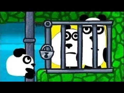 Мультики для самых маленьких детей — Три панды в Бразилии! Новые мультфильмы 2021 года для малышей.