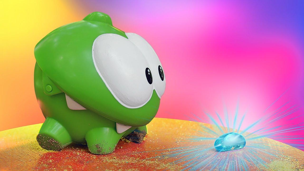 ДиДи ТВ — Ам Ням нашел волшебный камень! Развивающие мультики для детей про игрушки и приключения Ам Няма