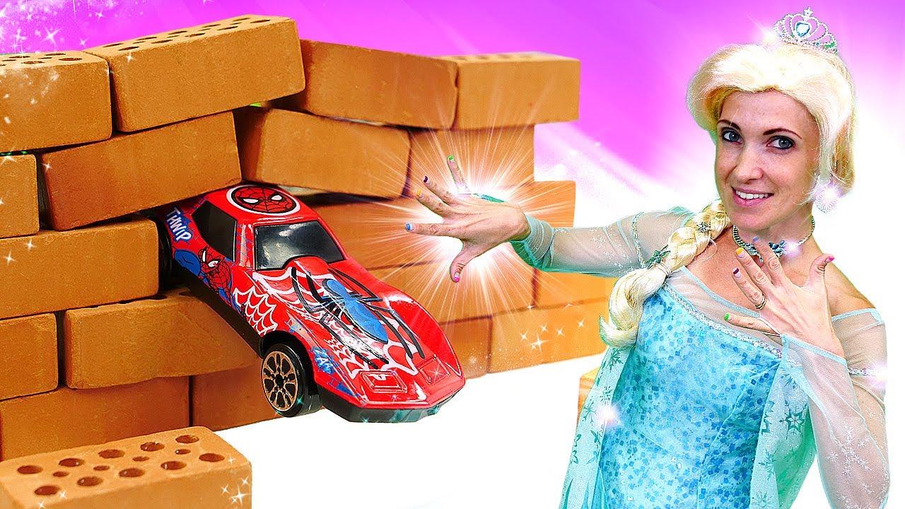 Капуки Кануки — Новые игрушки Марвел и Дисней от Магнит! Маша Капуки Кануки собирает коллекцию — помоги ей!