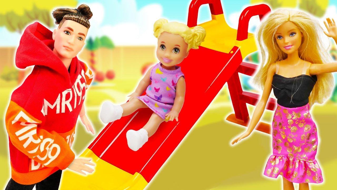 Лучшие Подружки — Смешные видео — Кукла Барби и Кен, знакомство и свидание! — Игры одевалки для девочек с Barbie