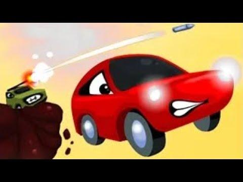 Мультики про машинки 2021 — Красная машинка Редди спасает друзей.