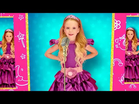 Nastya — TOYS — kids song (Official video)