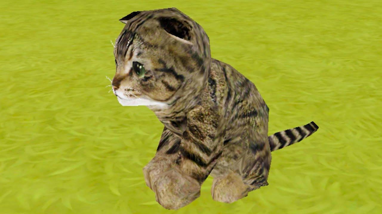 Пурумчата — Парк КОШЕК с Кидом #2 Паркур и Лабиринт. Обновление в Странном Cat Simulator на пурумчата